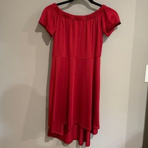 Dresses & Skirts - Junior size red dress